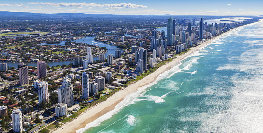 Gold Coast house prices up 6.2 percent