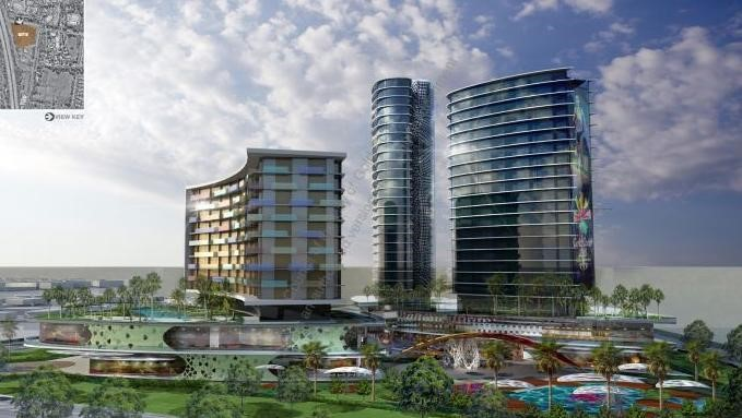 Integrated resort Proposed for Coomera, Gold Coast
